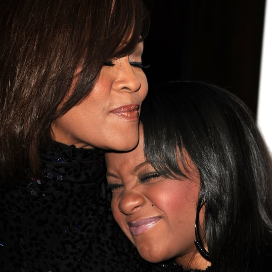 Pictures Whitney Houston and Bobbi Kristina Brown Together