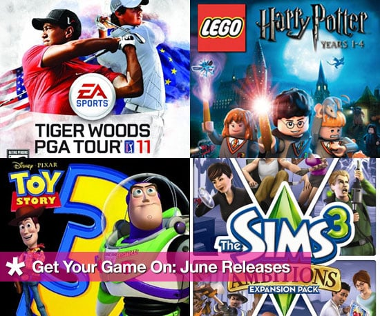 June Video Game Releases