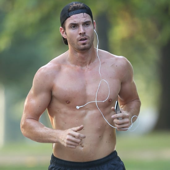 Luke Pell Running Pictures August 2016