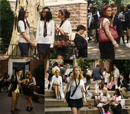 """Gossip Girl Season 4 Episode 1 Quotes: Gossip Girl Recap: Episode 4, """"The Ex-Files"""""""