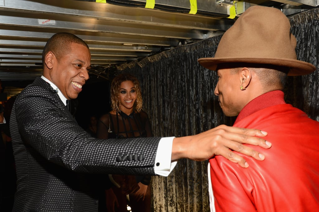 """Then Jay Z was like, """"Bro, your hat is huge."""""""