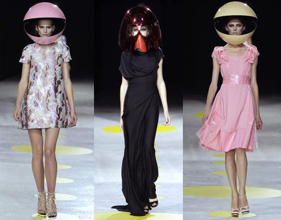 Freaky or Fabulous? Giles's Pac-Women