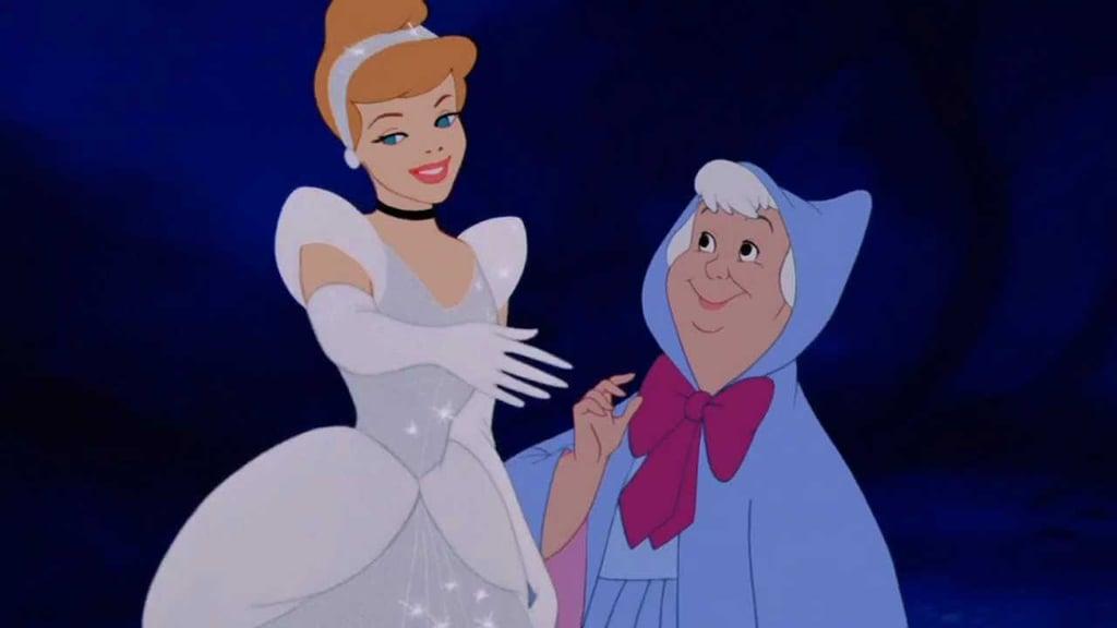 """""""Bibbidi-Bobbidi-Boo,"""" Cinderella"""