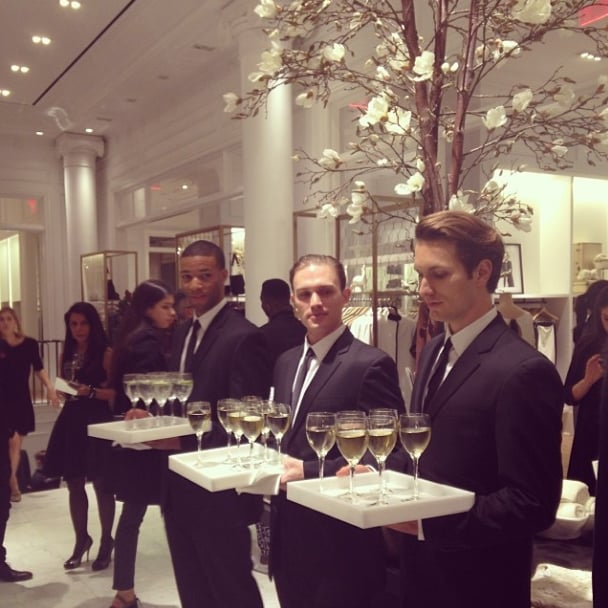 Club Monaco's new 5th Avenue flagship is a must see in New York.