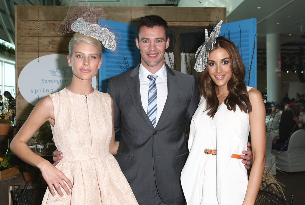 Sophie Van Den Akker, Kris Smith and Rebecca Judd