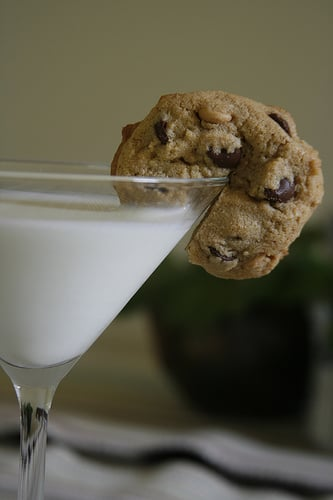Yummy Link: Milk Martini