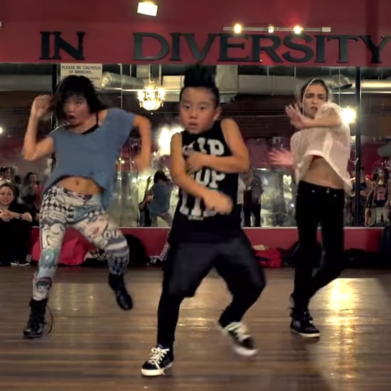 Tricia Miranda's Nicki Minaj Dance Video With Aidan Prince
