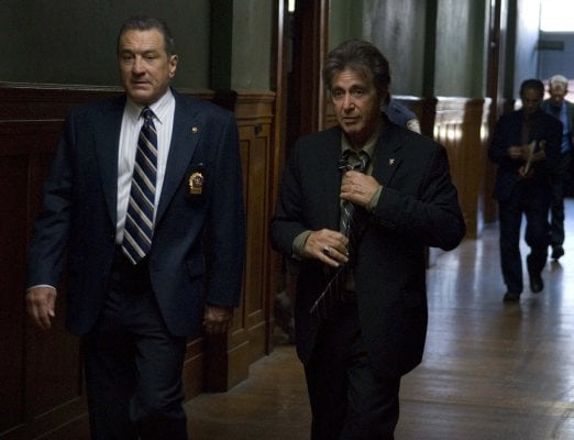 Righteous Kill: Mostly Just Killing Time