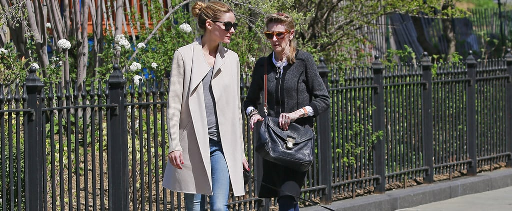Olivia Palermo's Outfit Is Surprisingly Simple —Until You Spot Her Shoes