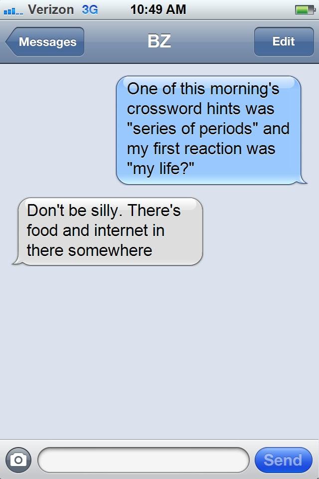Funny Best Friend Texts | POPSUGAR Tech