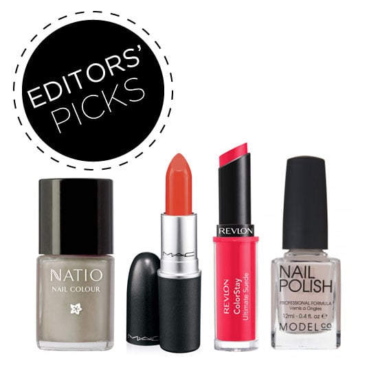 Spring Lipstick and Spring Nail Polish Picks