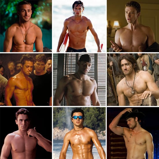 The Hottest Shirtless Guys in Movies