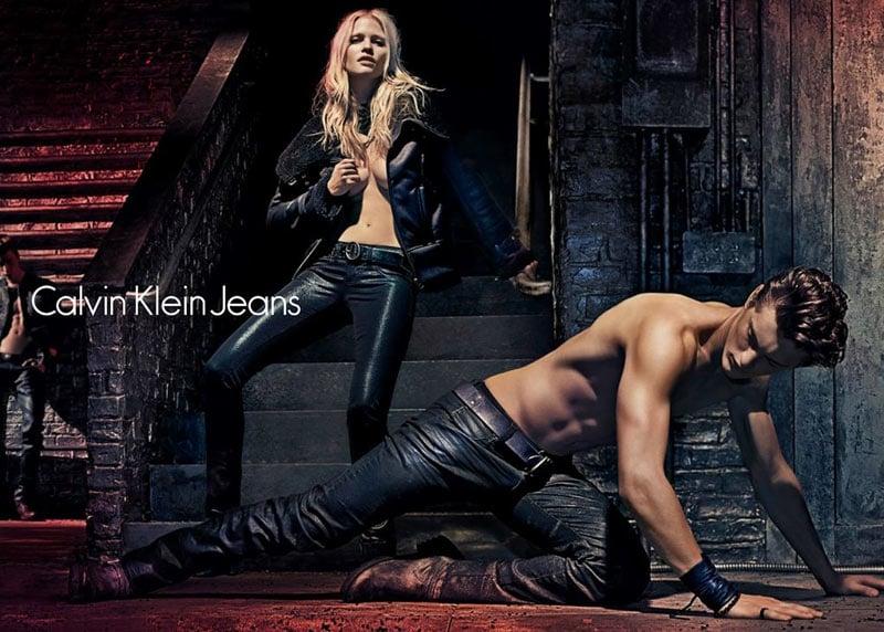 Calvin Klein Jeans Fall 2012 Ad Campaign