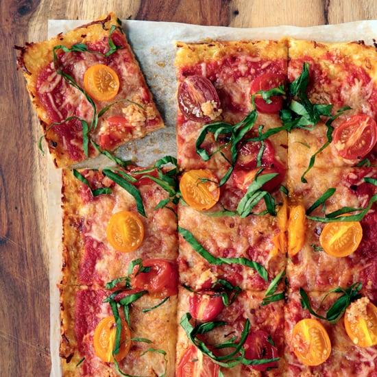 Cauliflower Crust Pizza | Food Video