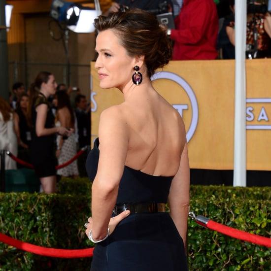 Jennifer Garner's Dress at SAG Awards 2014