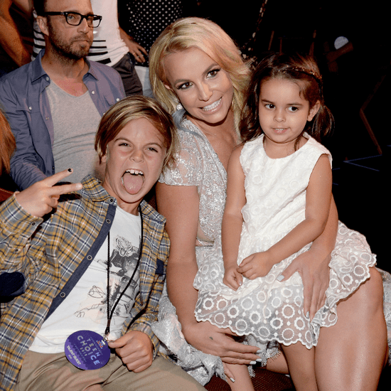 Britney Spears at the Teen Choice Awards 2015
