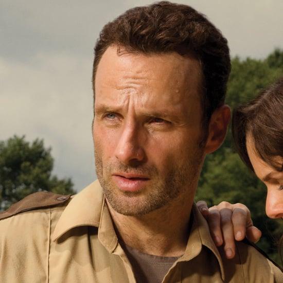 The Walking Dead Rick Grimes Hot Photos
