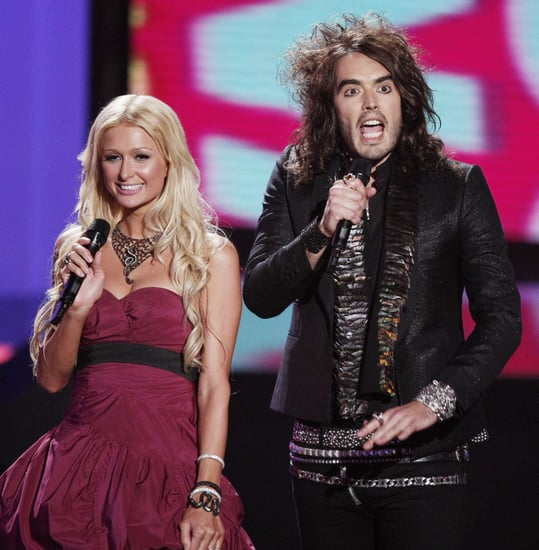Russell Brand Criticizes George Bush at the MTV Video Music Awards