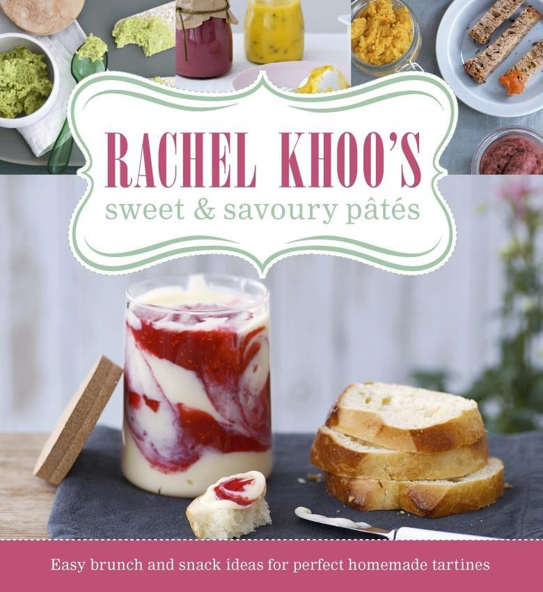Rachel Khoo's Sweet and Savoury Patés