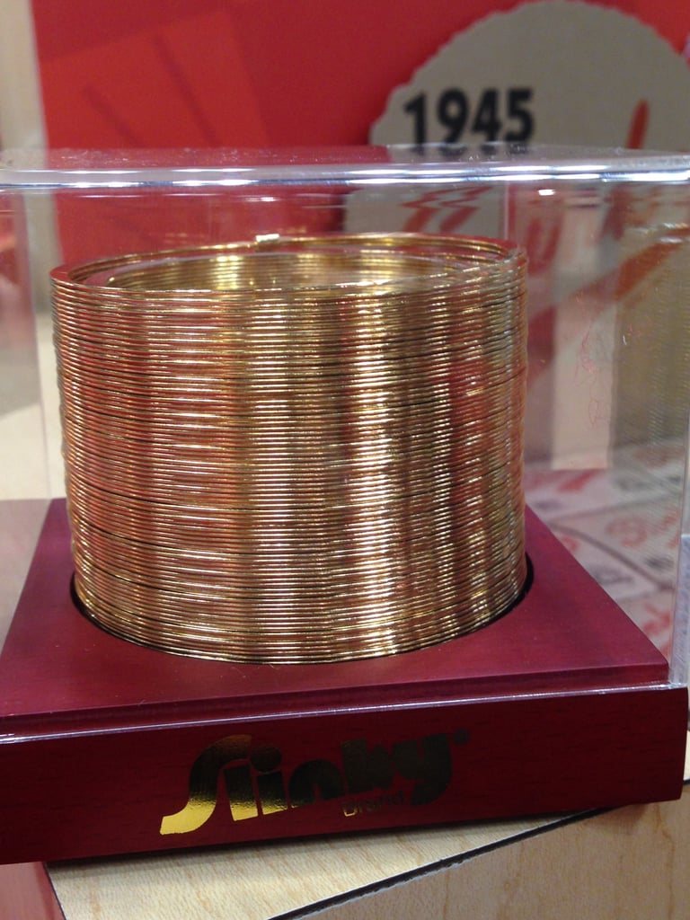 For the Slinky Aficionado