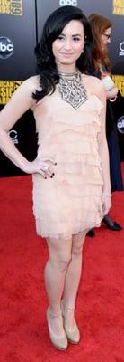 American Music Awards Style: Demi Lovato