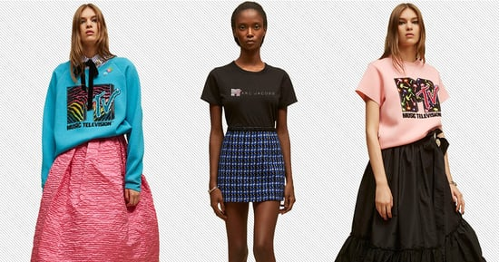 Now You Can Preorder Marc Jacobs's MTV-Inspired Collection
