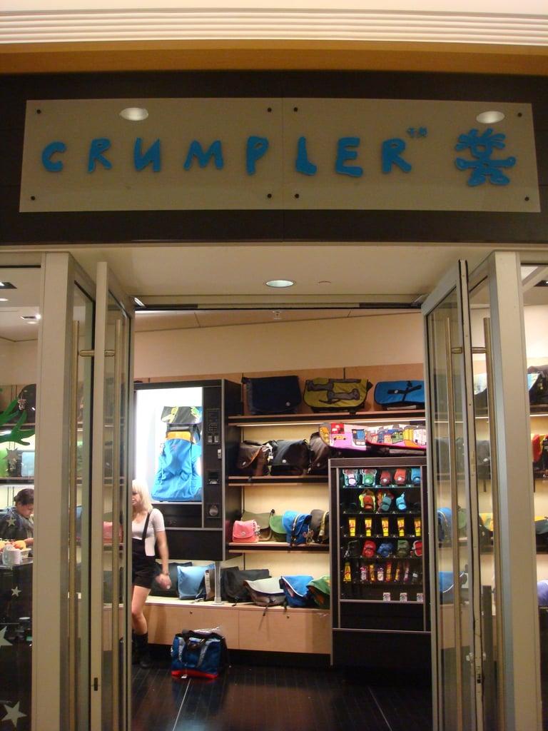 Crumpler Store, San Francisco