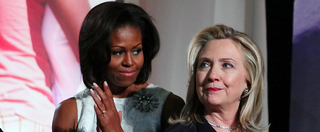 Michelle Obama Could Be Hillary Clinton's Secret Weapon