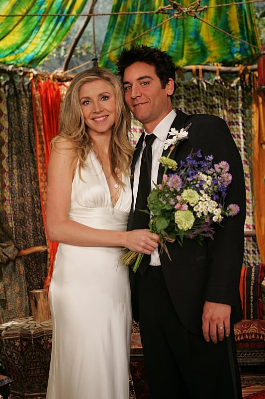 Stella: the bride who left Ted at the altar. It's an important (and devastating) chapter in his life.