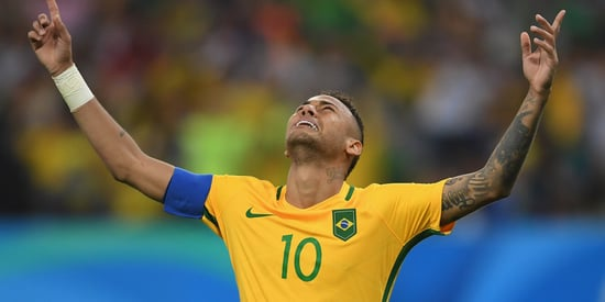 Here's What It Was Like To Watch Brazil Win Soccer Gold In Rio