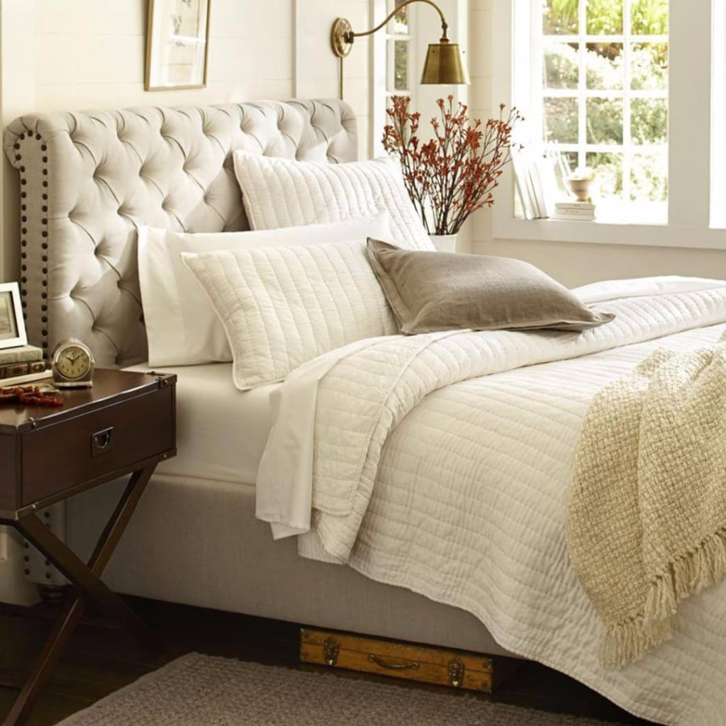 why pottery barn is the best popsugar home australia. Black Bedroom Furniture Sets. Home Design Ideas