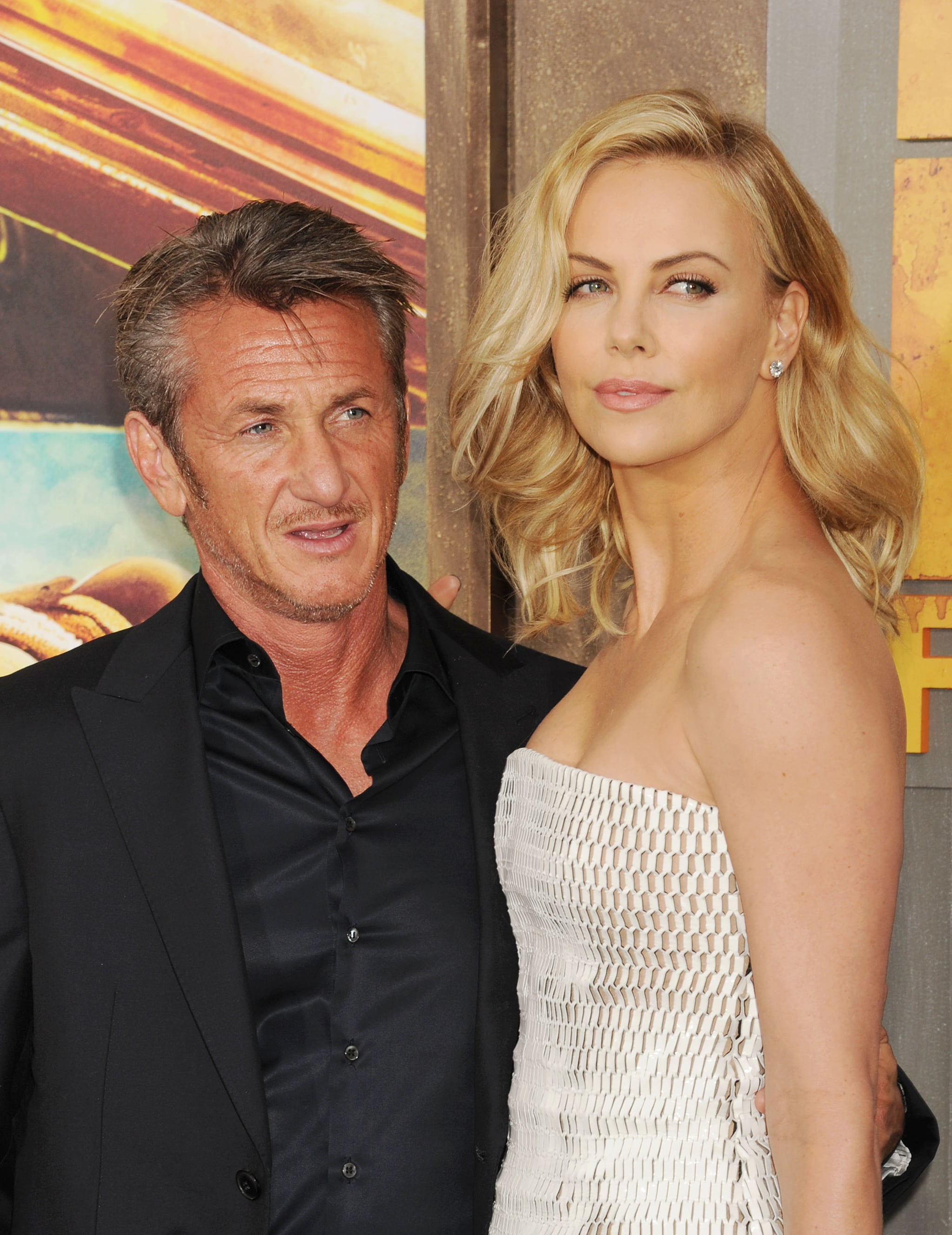 charlize theron and sean penn relationship
