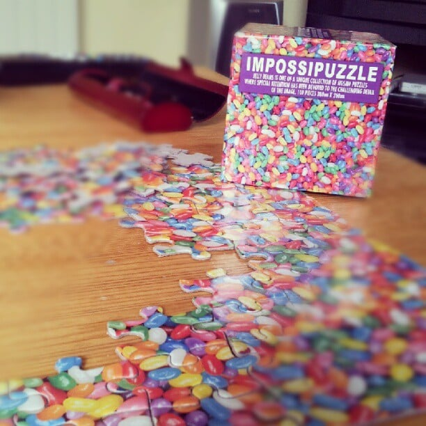 Work on a Puzzle Together