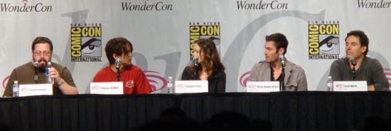 Terminator: The Sara Connor Chronicles at WonderCon 2008