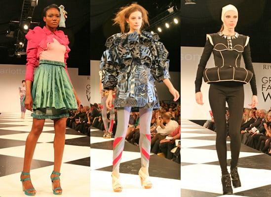 Northumbria University at Graduate Fashion Week 2009