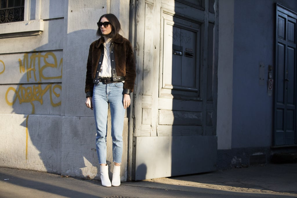 Some things change, but denim will always be a Winter standby. This season, just add a coat with killer texture.