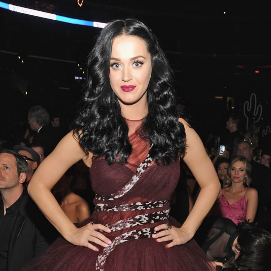 Katy Perry's Grammys Dresses