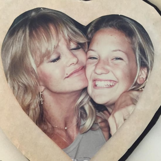 Kate Hudson's Family Throwback Photos on Instagram
