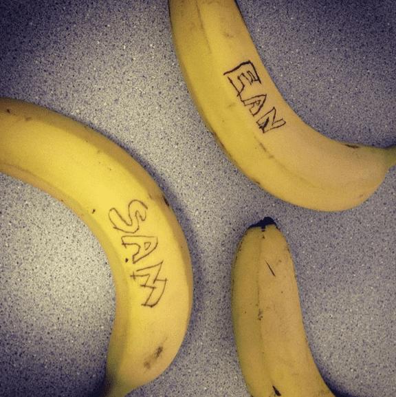 Banana Messages