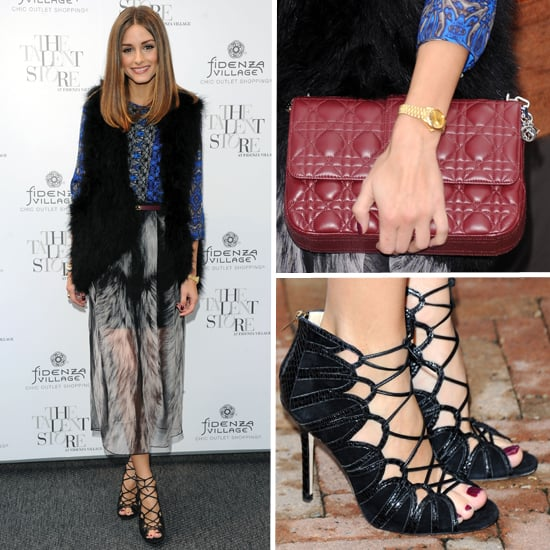 Olivia Palermo Style in Italy