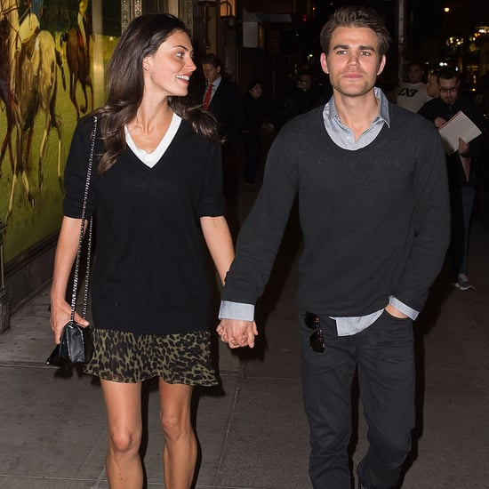 Paul Wesley Girlfriend Phoebe Tonkin Www Imgkid Com