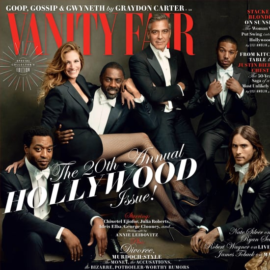 Vanity Fair's 20th Anniversary Hollywood Issue Cover