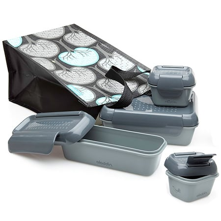 Aladdin Sustain Recycled & Recyclable Lunch Set