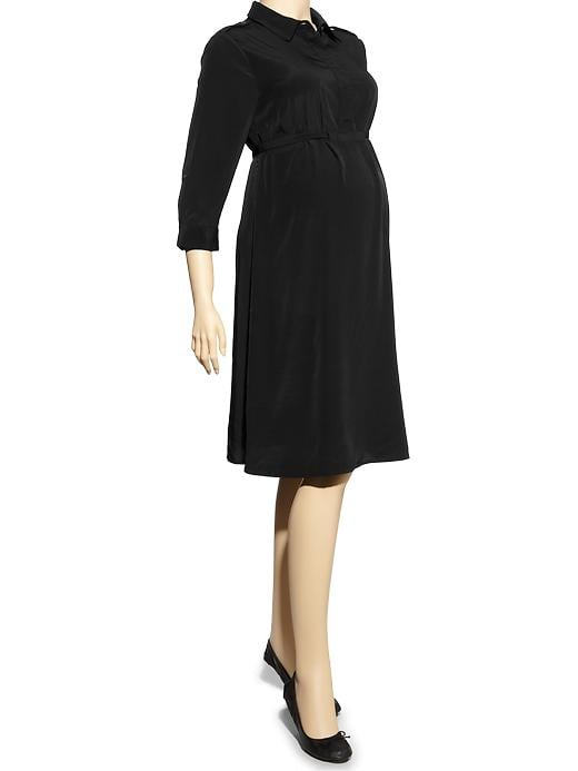 The collared Gap Tie Shirtdress ($60) is a classic, wearable option.