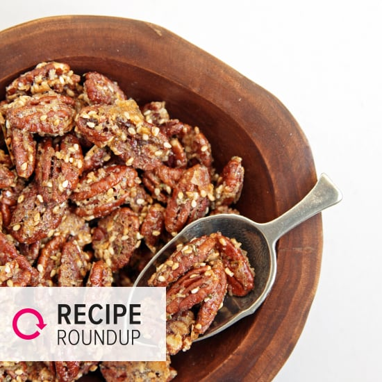 Spiced Nut Mixes to Please Any Palate