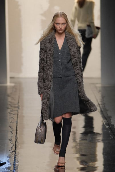 Milan Fashion Week, Fall 2007: Prada