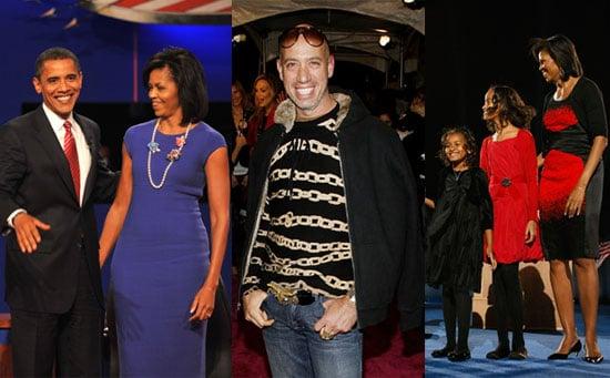 Fab Blab: Celebrity Stylist Robert Verdi Gabs About Michelle Obama Style