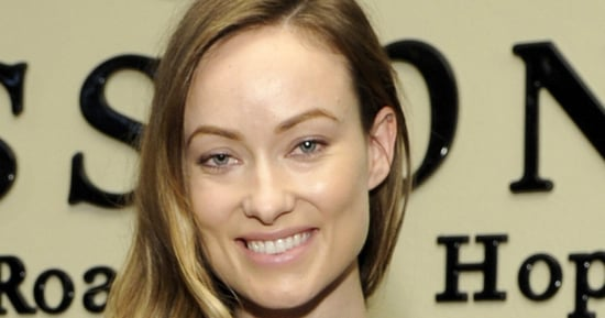 Olivia Wilde Is Loving The Gap On Our Cheap Celebrity Finds List
