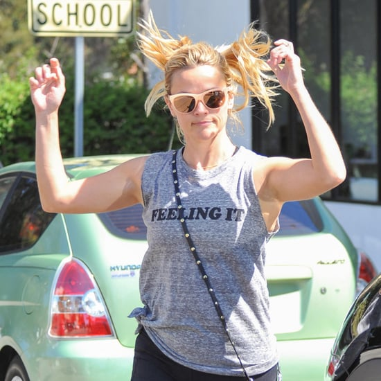 Reese Witherspoon Out in LA August 2016