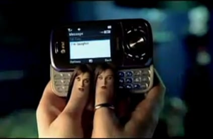 AT&T and Samsung Use Talking Faces on Thumbs in New Commercial